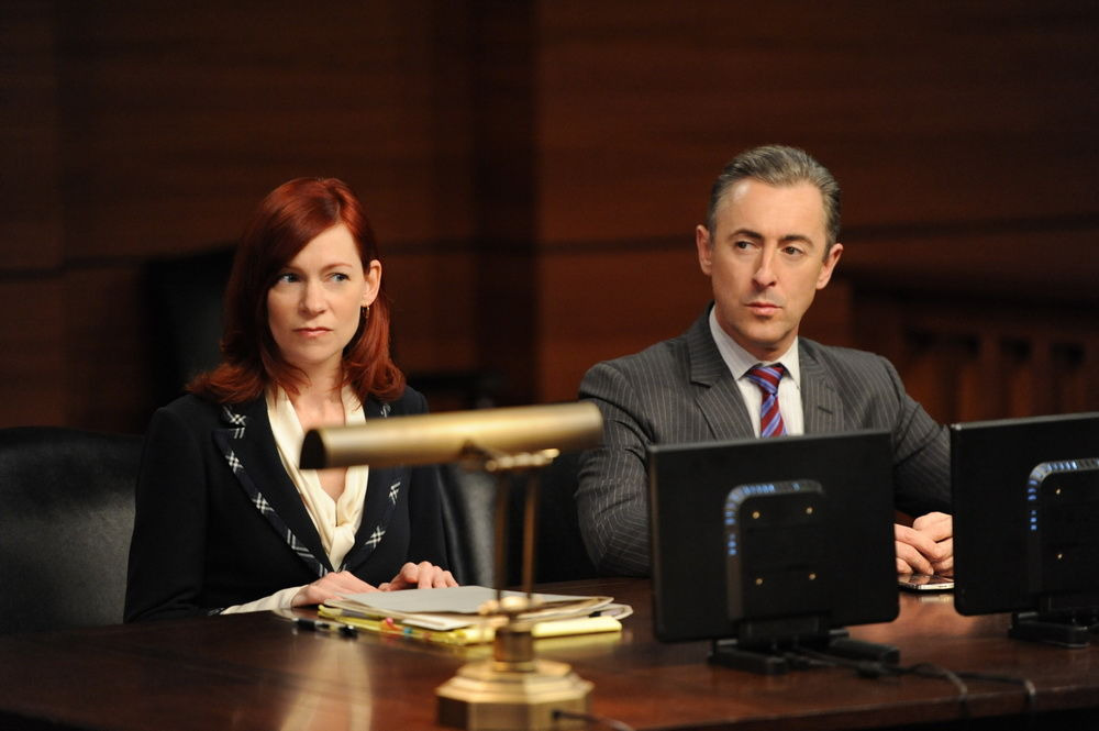 The Good Wife — s04e15 — Going for the Gold