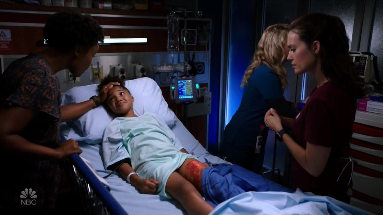 Chicago Med — s05e03 — In the Valley of the Shadows