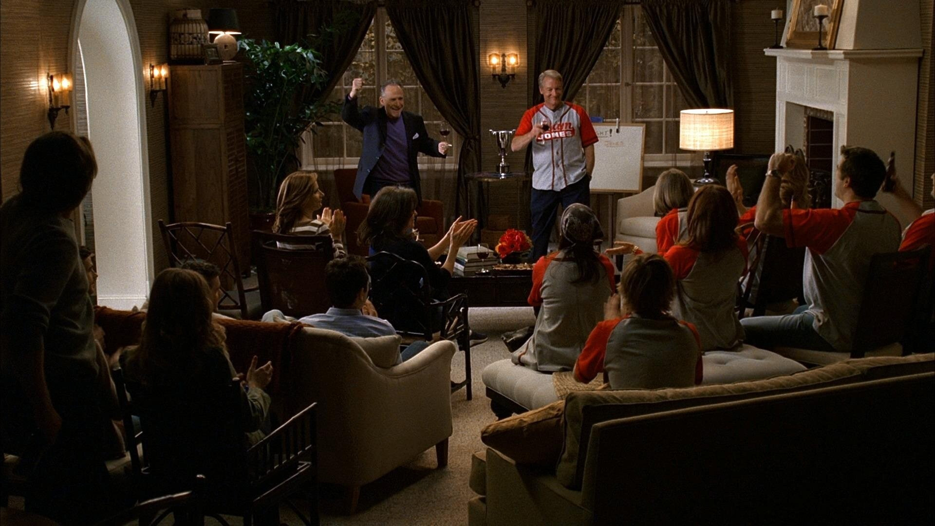 Brothers & Sisters — s01e19 — Game Night