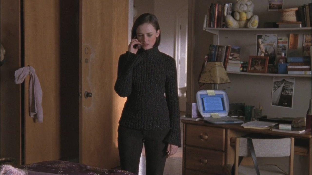 Gilmore Girls — s04e15 — Scene in a Mall