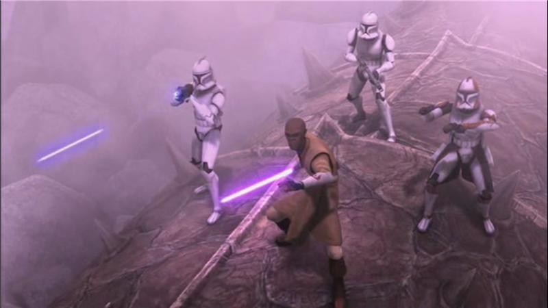 Звездные войны: Войны клонов — s02e18 — The Zillo Beast
