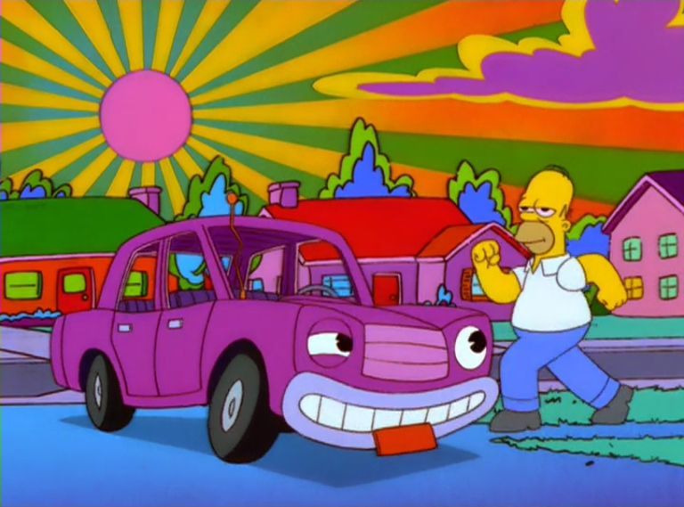 The Simpsons — s13e16 — Weekend at Burnsies