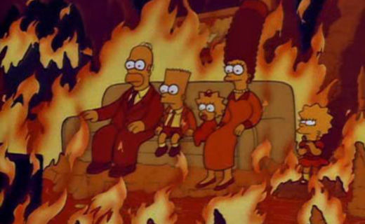 The Simpsons — s02e13 — Homer vs. Lisa and the Eighth Commandment