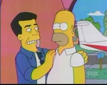 The Simpsons — s11e01 — Beyond Blunderdome