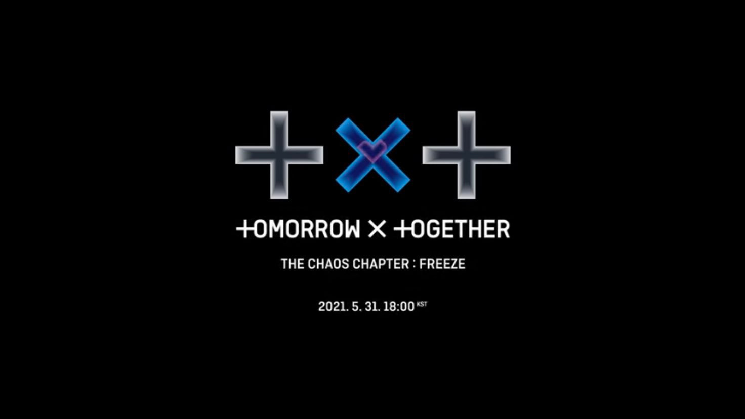 TXT on V App — s2021e49 — The Chaos Chapter: FREEZE