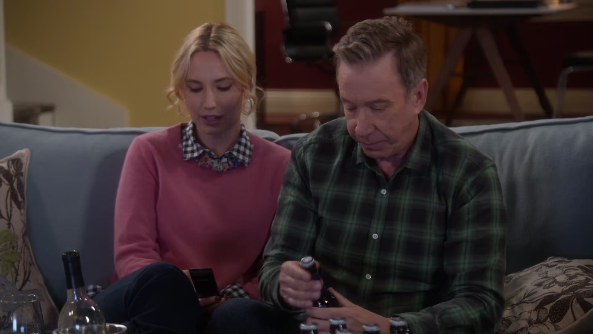 Last Man Standing — s09e19 — Murder, She Wanted