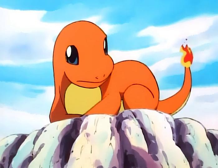 Покемон — s01e11 — Charmander – The Stray Pokemon