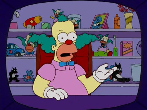 The Simpsons — s16e10 — There's Something About Marrying