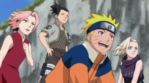 Naruto: Shippuuden — s08e20 — Big Adventure! The Quest for the Fourth Hokage's Legacy Part 2
