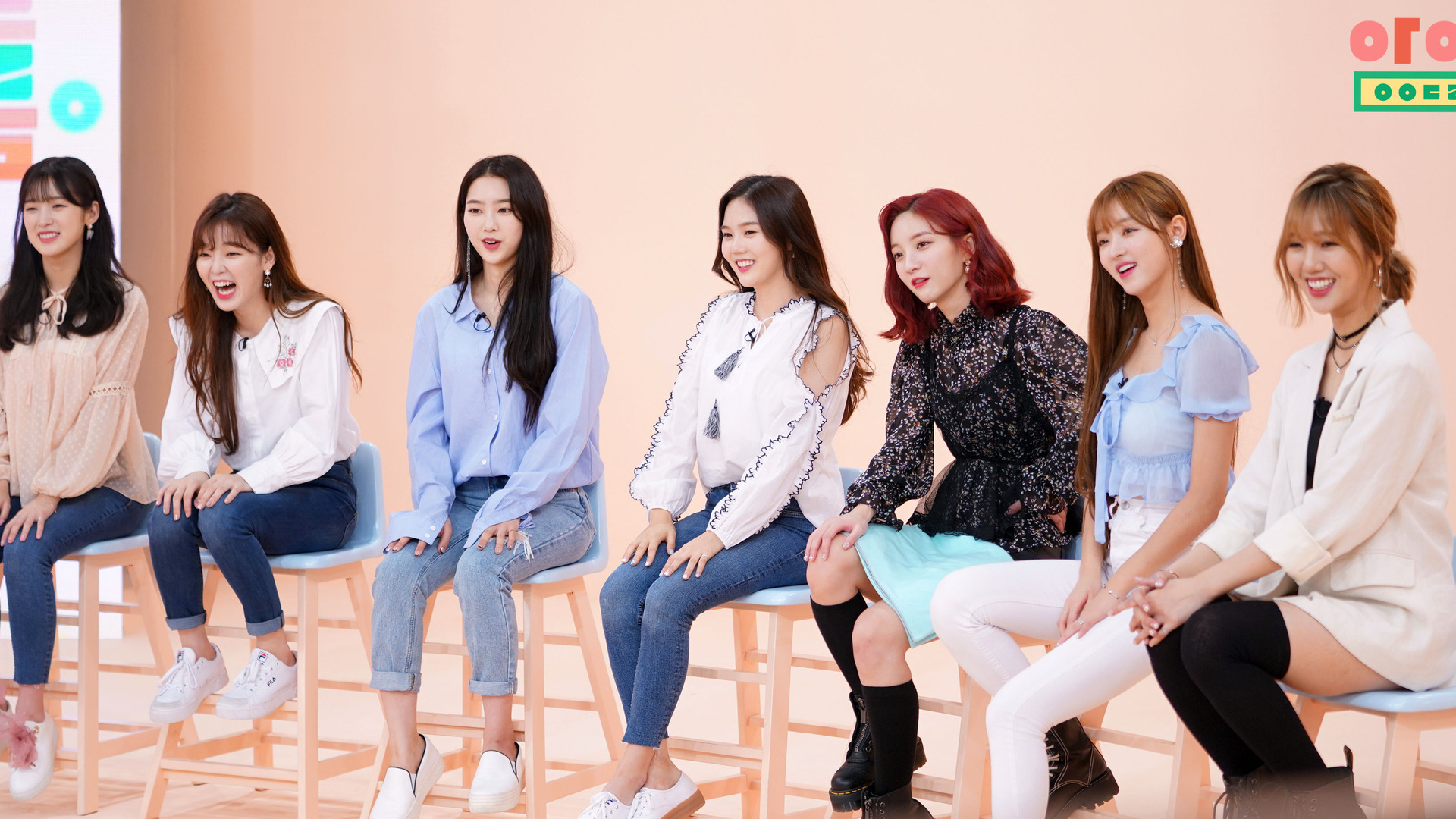 Idol Room — s01e19 — Oh My Girl