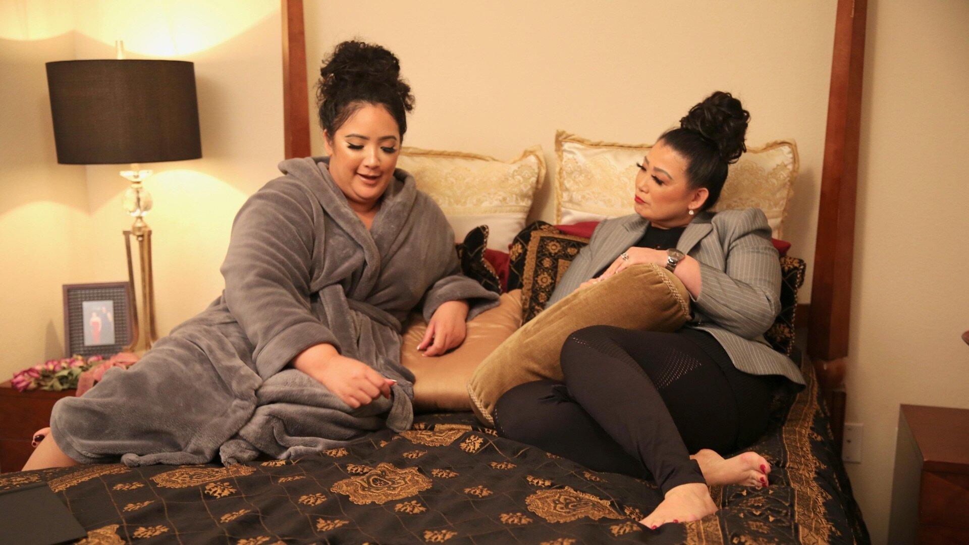 Дочки-матери: неразлучные — s01e02 — Am I Invited?
