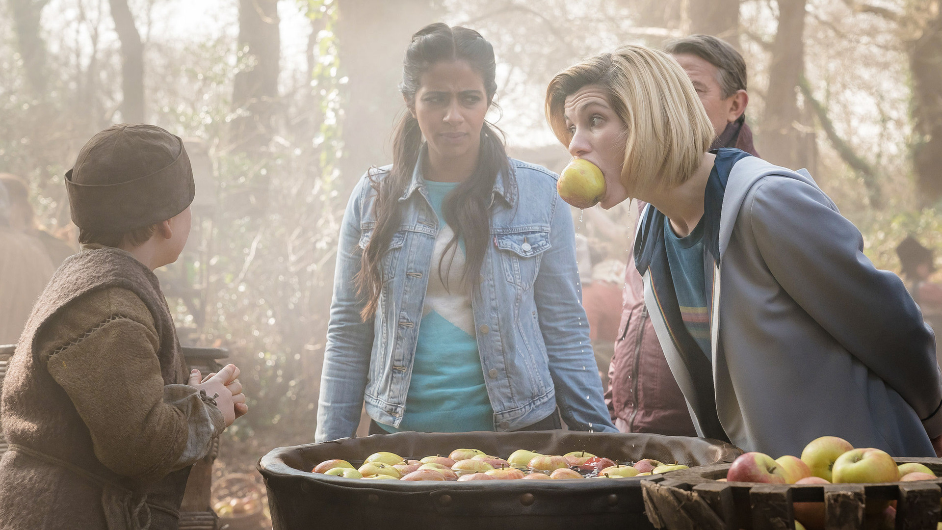Доктор Кто — s11e08 — The Witchfinders