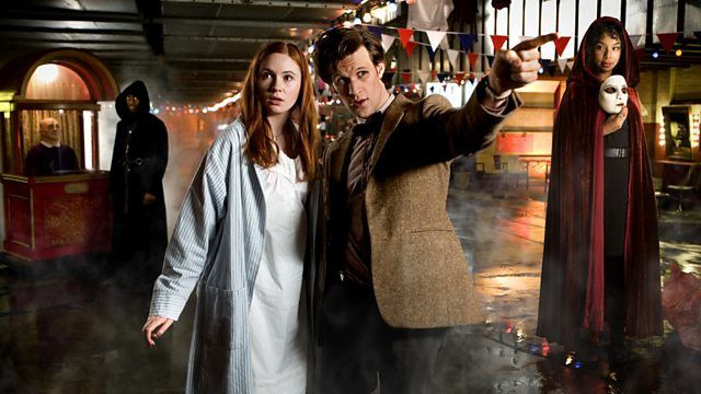 Doctor Who — s05e02 — The Beast Below