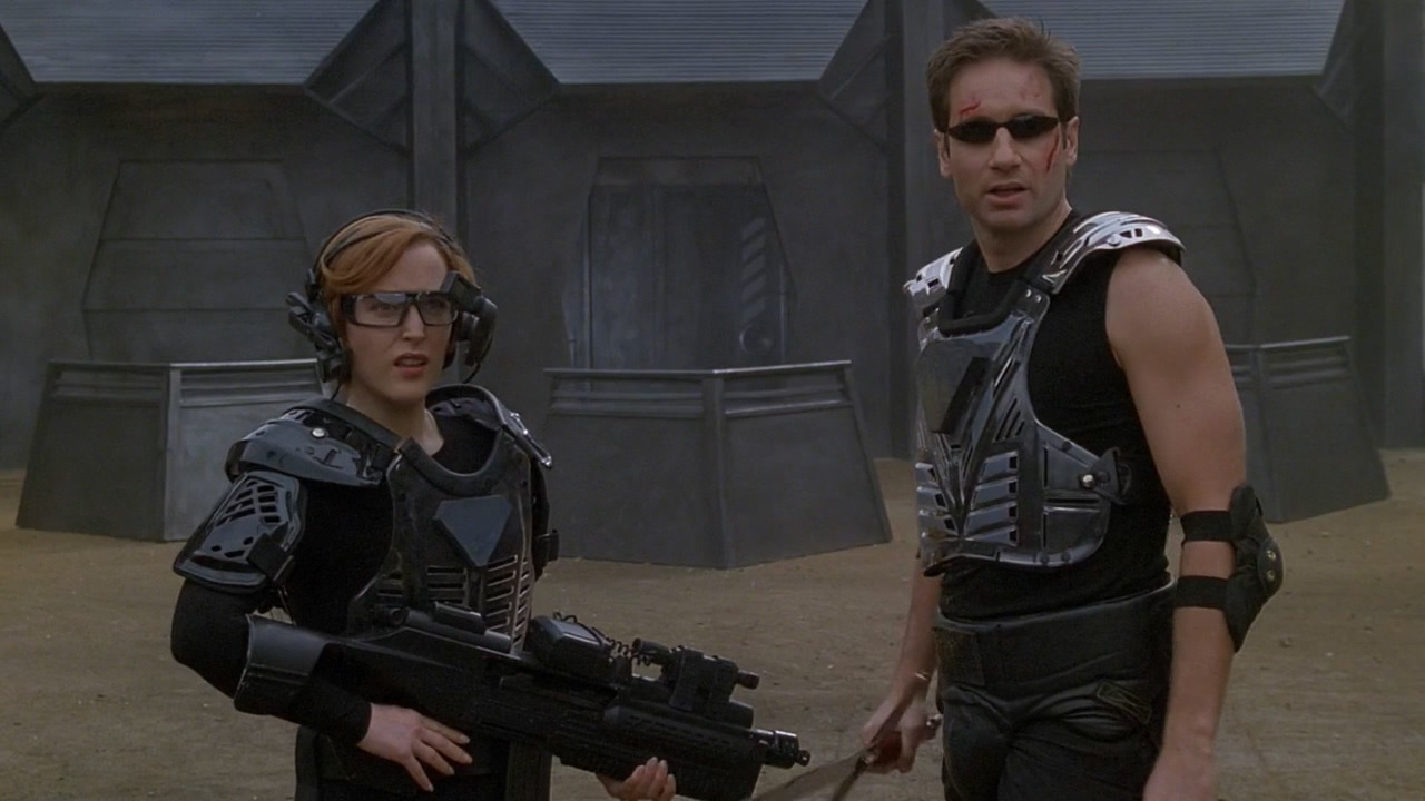 The X-Files — s07e13 — First Person Shooter