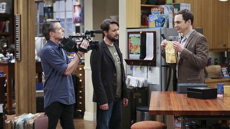 The Big Bang Theory — s09e07 — The Spock Resonance