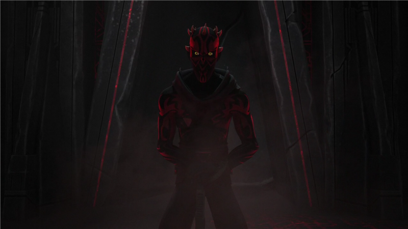 Star Wars Rebels — s02e21 — Twilight of the Apprentice, part 1