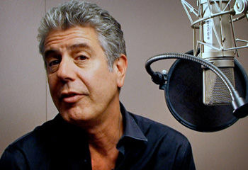 Anthony Bourdain: No Reservations — s05e18 — Burning Questions