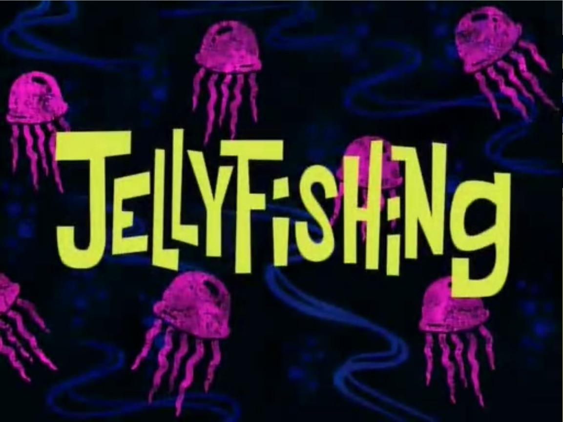 Губка Боб квадратные штаны — s01e06 — Jellyfishing