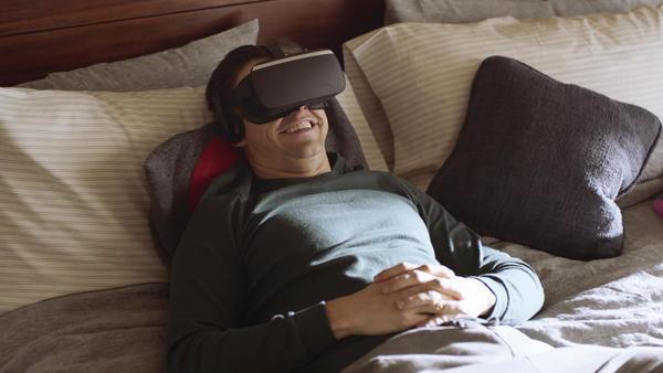 Без обязательств — s04e03 — Virtual Reality