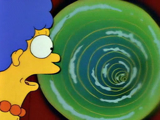 The Simpsons — s02e04 — Two Cars in Every Garage and Three Eyes on Every Fish