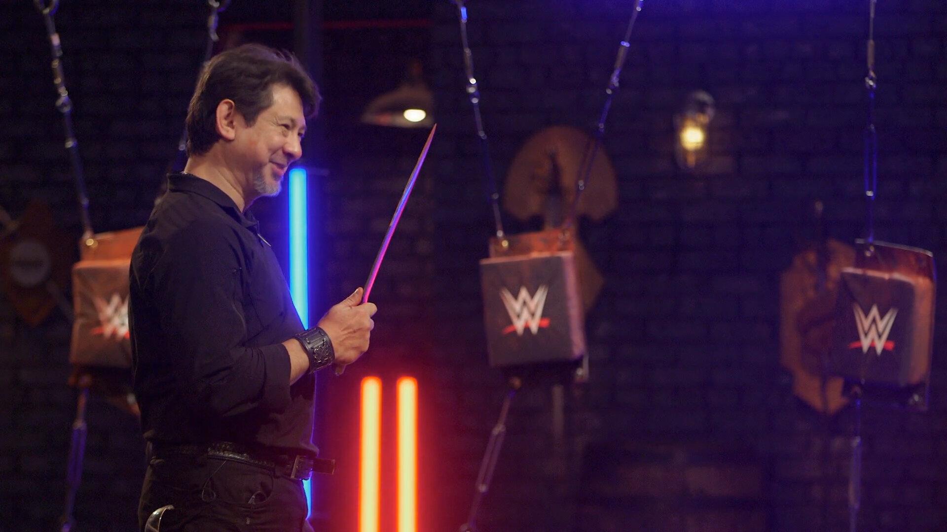 Между молотом и наковальней — s08e17 — WWE Edition