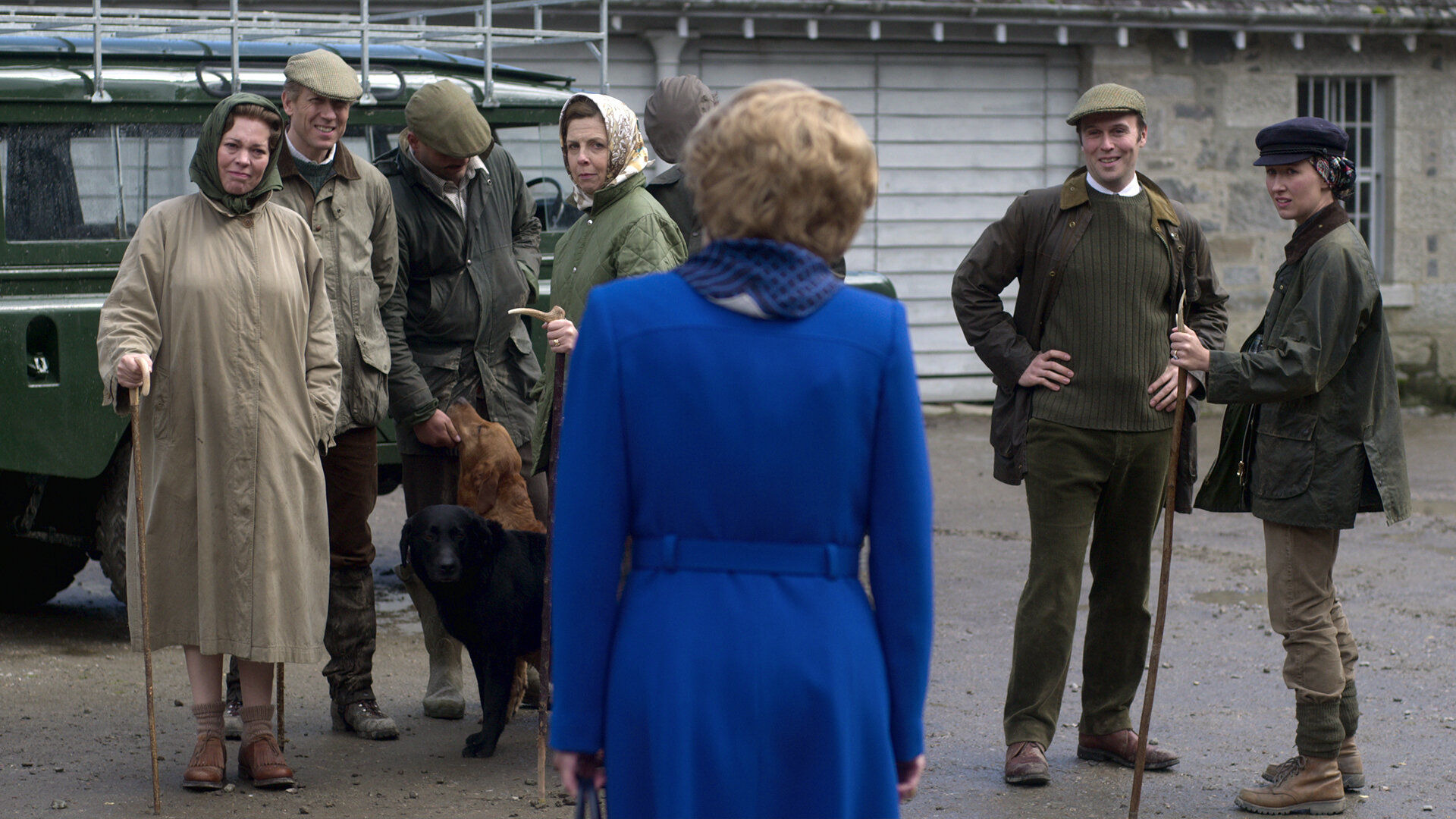 The Crown — s04e02 — The Balmoral Test