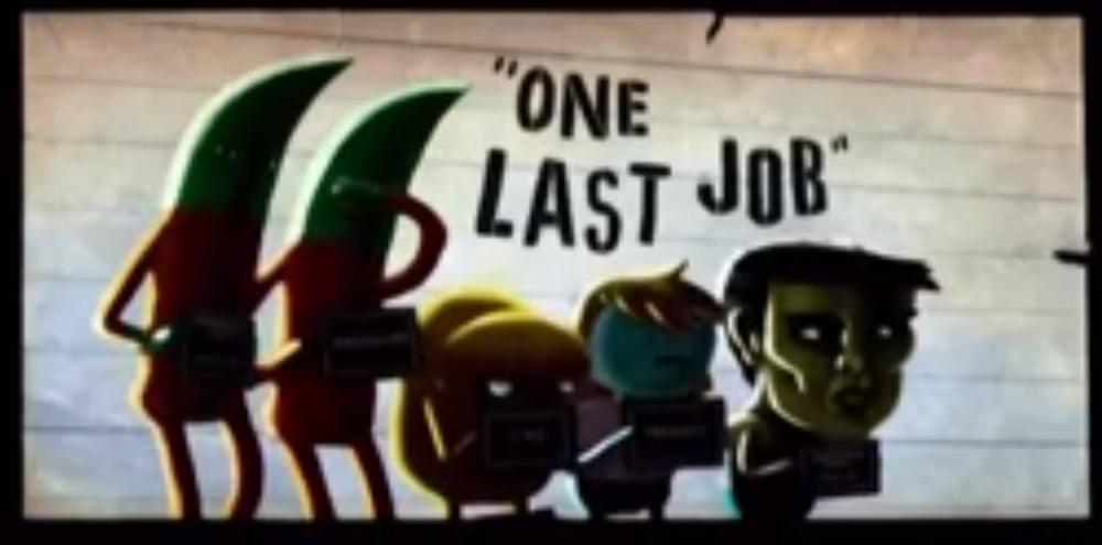 Время приключений — s05e23 — One Last Job