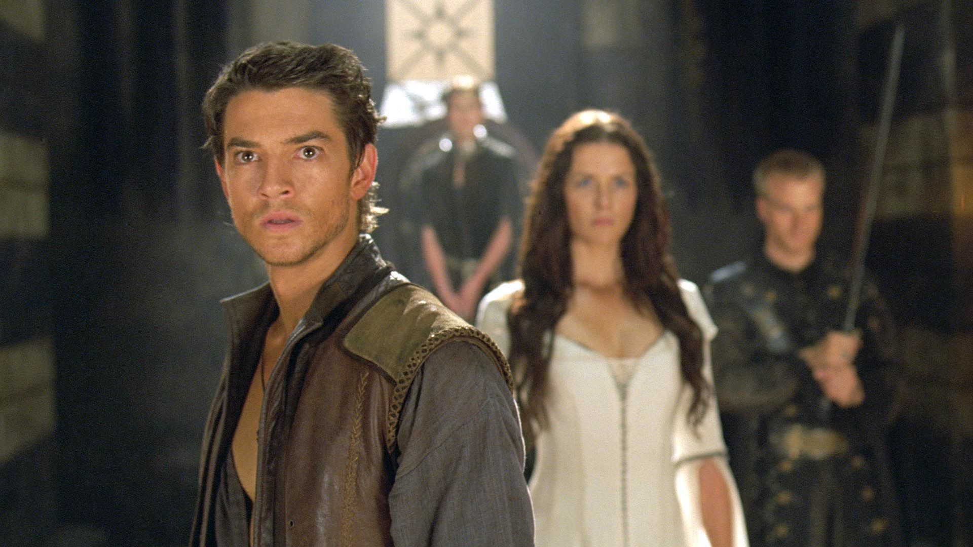 Legend of the Seeker — s01e19 — Cursed