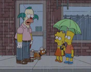 Симпсоны — s15e06 — Today I Am a Klown