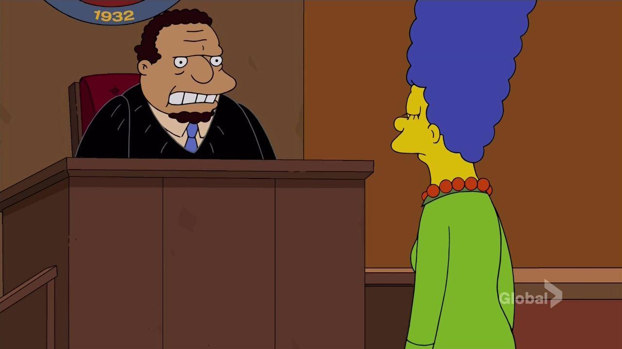 The Simpsons — s27e22 — Orange is the New Yellow