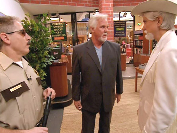 Reno 911! — s02e08 — Security for Kenny Rogers