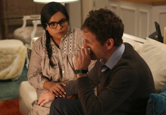 The Mindy Project — s02e15 — French Me, You Idiot