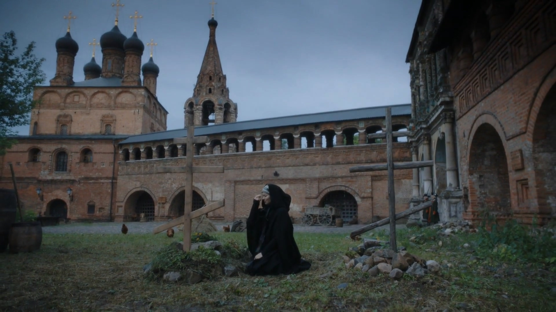 Екатерина — s02e12 — Взлёт. Серия 12