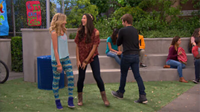 The Thundermans — s03e08 — Floral Support