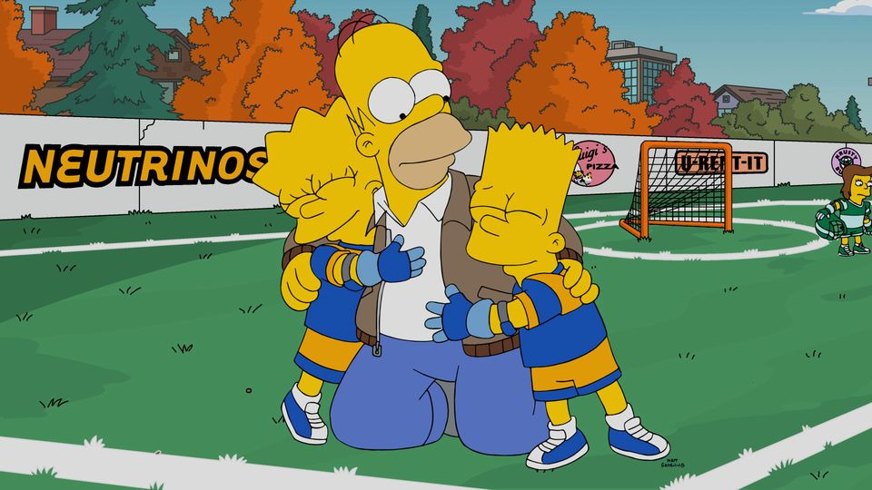 The Simpsons — s28e06 — There Will Be Buds