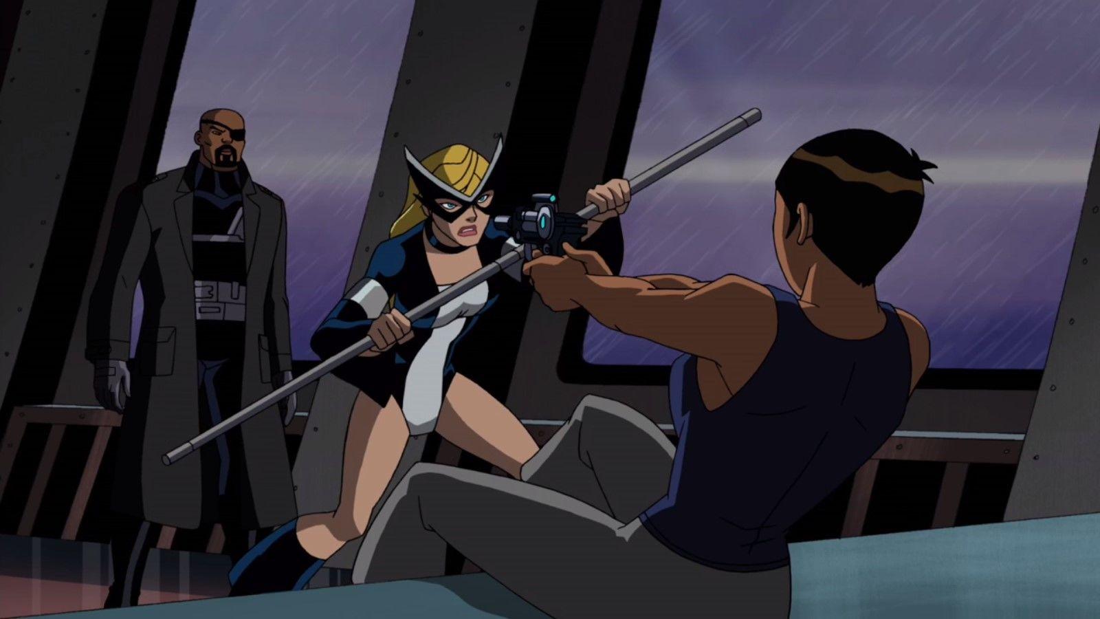 Мстители: Величайшие герои Земли — s02e07 — Who Do You Trust?