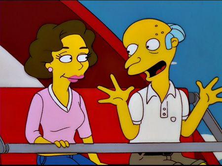 The Simpsons — s13e04 — Hunka Hunka Burns in Love