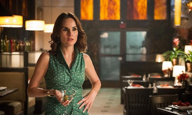 Хорошее поведение — s02e10 — Letty Raines, in the Mansion, With the Gun
