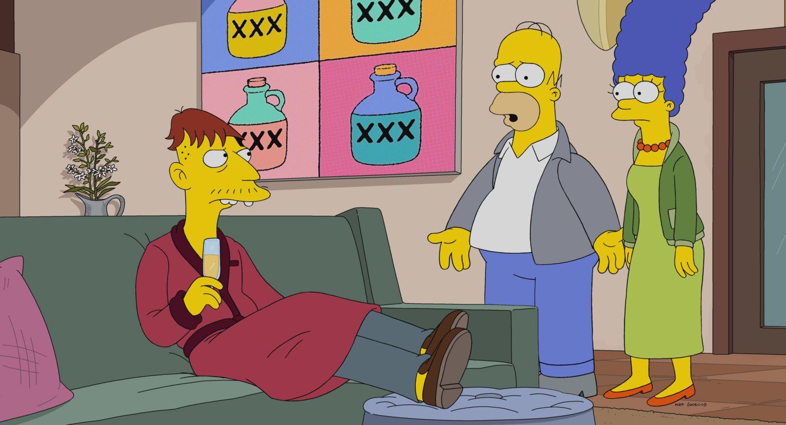 The Simpsons — s32e14 — Yokel Hero