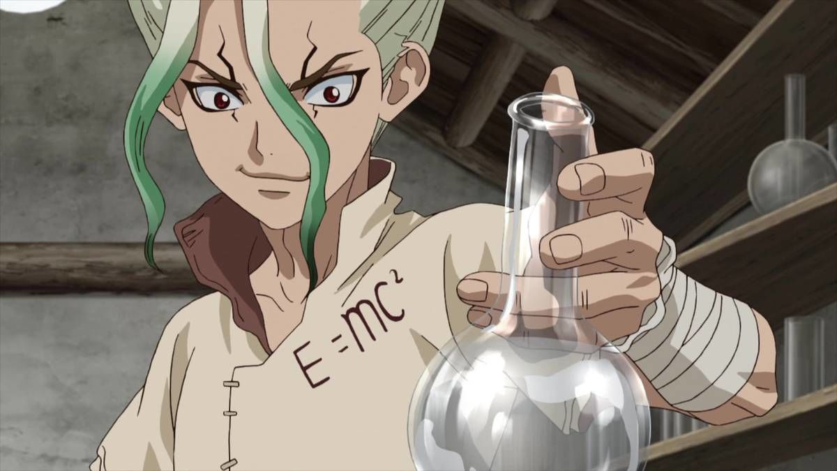 Dr. Stone — s01e15 — The Culmination of Two Million Years