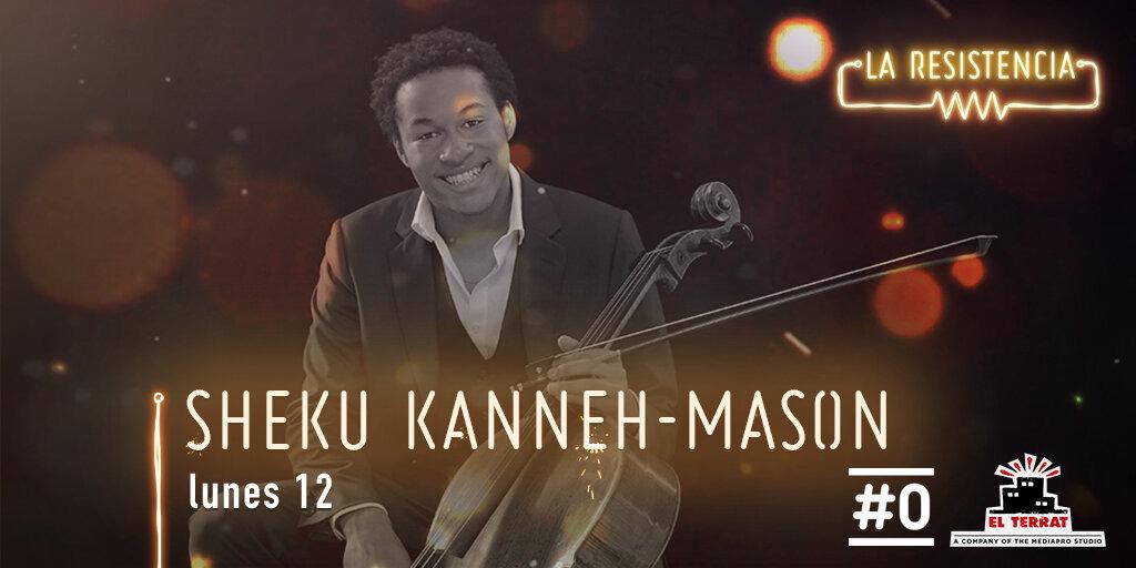 La Resistencia — s04e106 — Sheku Kanneh-Mason