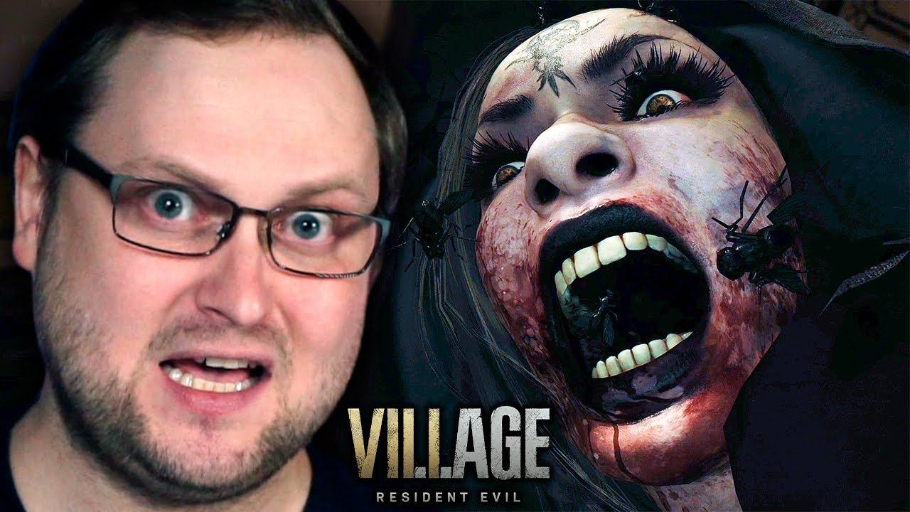 Kuplinov Plау. Продолжение — s30e33 — Resident Evil Village Gameplay Demo 2 ► НОВЫЕ 30 МИНУТ НОВОГО РЕЗИДЕНТА