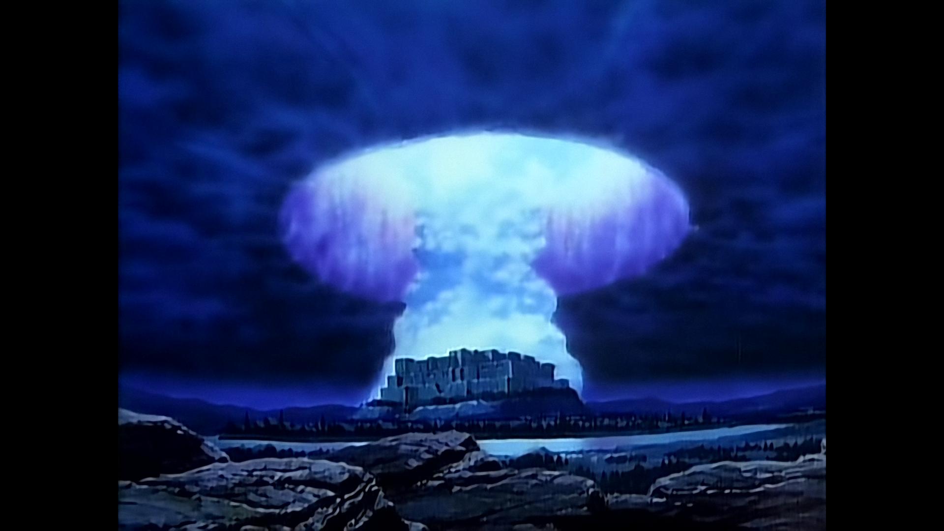 Bastard!! Ankoku no Hakai Shin — s01e02 — Fire Elemental Efreet