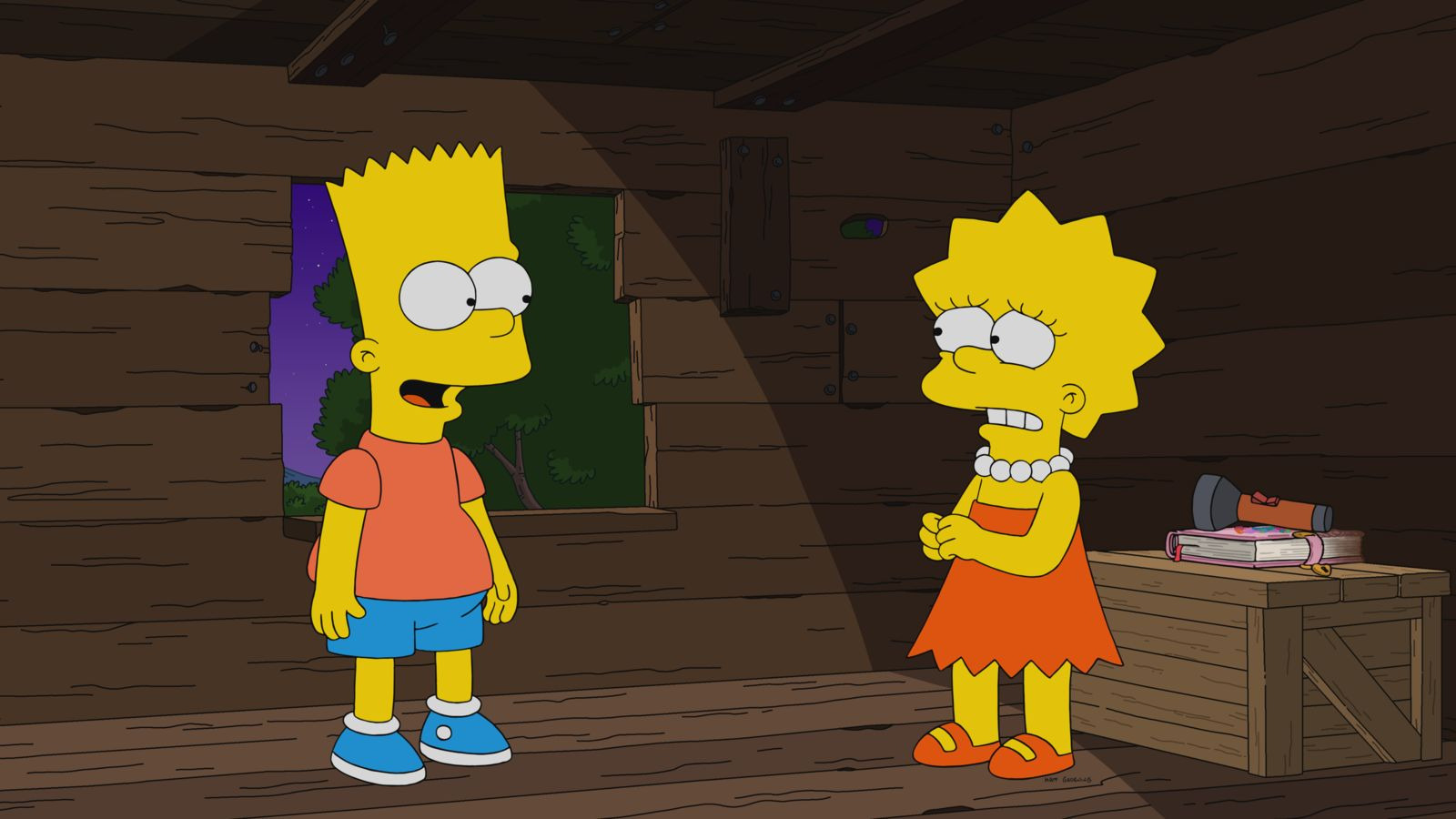 The Simpsons — s32e12 — Diary Queen