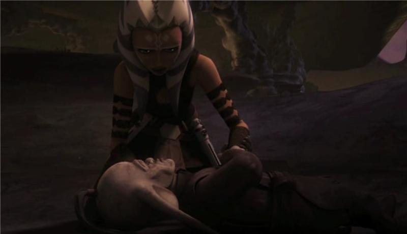 Star Wars: The Clone Wars — s03e20 — Citadel Rescue