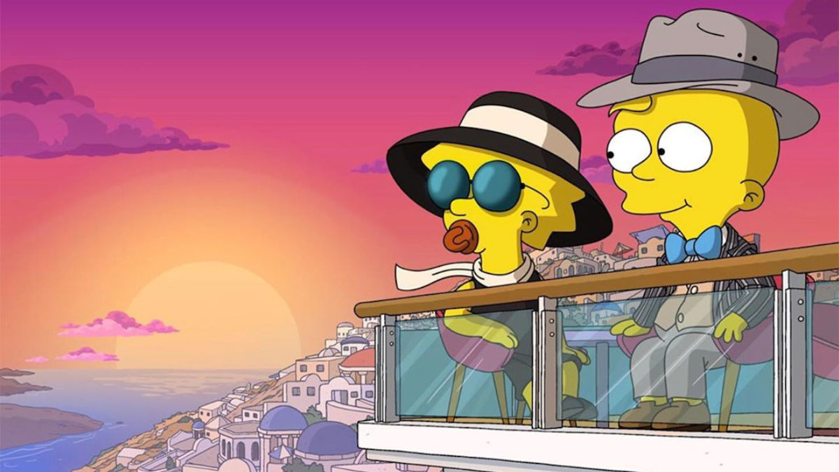 The Simpsons — s31 special-1 — Playdate With Destiny