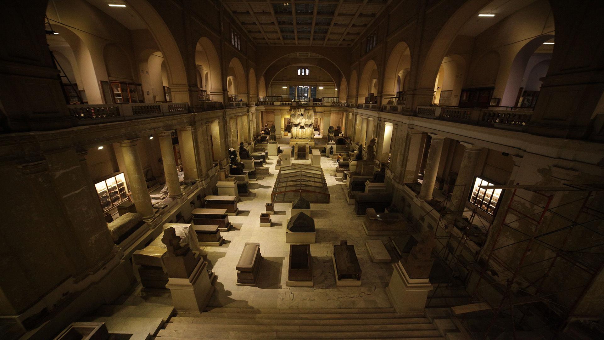 Tut's Treasures: Hidden Secrets — s01e01 — Treasures Rediscovered