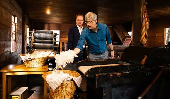 The Henry Ford's Innovation Nation — s07e09 — Wool Carding