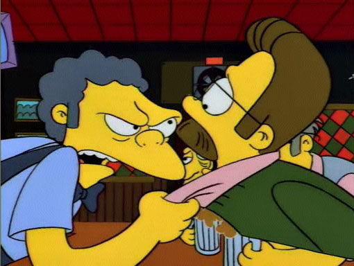The Simpsons — s05e16 — Homer Loves Flanders