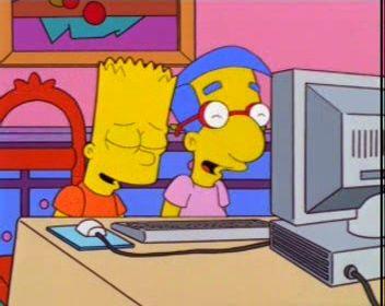 The Simpsons — s13e17 — Gump Roast